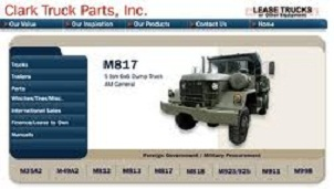 Army Surplus Vehicles Details