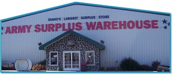 Army Surplus Stores
